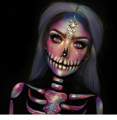 Best Halloween Makeup of 2018 - Miladies.net