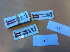 flitskaarten rekenrek