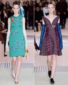 Eric Wilson Milan Fashion Week Prada, Fendi Review  #InStyle