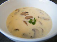 Champignon soep | Oerkracht - Paleo, Puur & meer