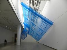 Do Ho Suh  Architectural art made of translucent fabric
