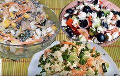 Вкусные салаты без майонеза: ТОП-3 рецепта http://jemchyjinka.ru/2017/12/23/vkusnye-salaty-bez-majoneza-top-3-retsepta/