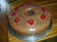 SJOKOLADE KOEKE Flan Cake, South African Recipes, Chocolate Cakes, Afrikaans, Kos, Sweet Stuff, Delicious Desserts, Cake Recipes, Sweet Treats