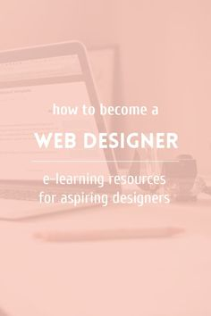 Learn web design and development ~ Elan Creative Co. - How to become a web designer: a list of sites that help you learn design and coding - Learn Web Design, Web Design Tips, Web Design Company, Blog Design, Web Design Inspiration, App Design, Creative Design, Design Layouts, Design Websites