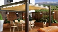 Pergola Attached To House With Hot Tub - - - Pergola Terrasse Electrique - Pergola Canopy, Pergola Swing, Deck With Pergola, Wooden Pergola, Covered Pergola, Backyard Pergola, Pergola Shade, Curved Pergola, Outdoor Gazebos