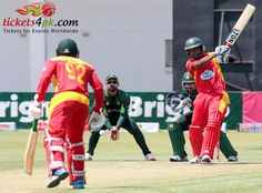 Bad light foiled Shoaib Malik's brilliant fight back as Zimbabwe beat Pakistan by five runs on the Duckworth-Lewis method in a sensational second one-day international at Harare Sports Club on Saturday. Sports fanatics can relish hot Cricket competitions all over the world through Tickets4pk.com easily.
