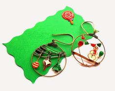Giveaway!!!! Win these earrings