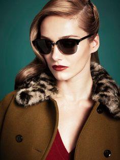 Gucci Fall Winter 2013 ad campaign