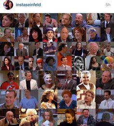 Seinfeld : 50 Guest Stars