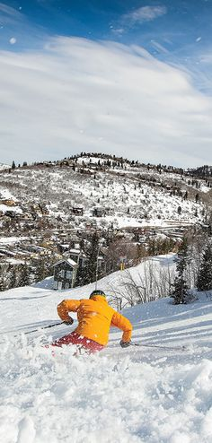 Park City's roots run so deep, it'll take more than Vail's influence to shake things up. Need proof? Go there.