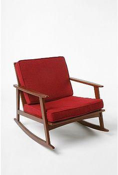 rocking chair... nursing chair??