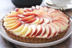 Culy Homemade: romige taart met perzik