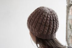 in love with this slouchy copycat hat