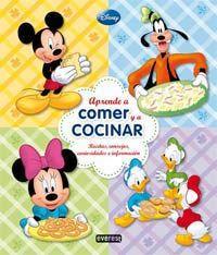 Aprende a comer y a cocinar : recetas, consejos, curiosidades e información