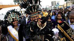New Orleans Mardi Gras - ZULU parade
