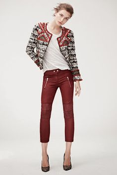 Special edition by Isabel Marant for H&M A/W 2013-2014