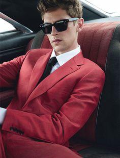 Suit by Brioni