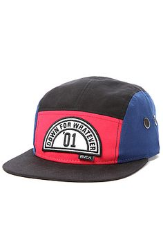 8f0d67594af The Down For Whatever Hat by RVCA