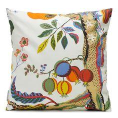 Cushion Vegetable Tree Cotton | Svenskt Tenn