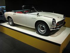 1965 Honda S600 by Renegade of Funk, via Flickr Car Pictures, Car Pics, Counting Cars, Flying Car, Honda Cars, Small Cars, Automotive Design, Vintage Cars, Cool Cars