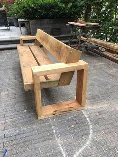 Bankukayu Backyard Furniture, Log Furniture, Custom Furniture, Woodworking Furniture, Woodworking Projects, Outside Furniture, Wooden Pallet Furniture, Primitive Furniture, Wood Pallets