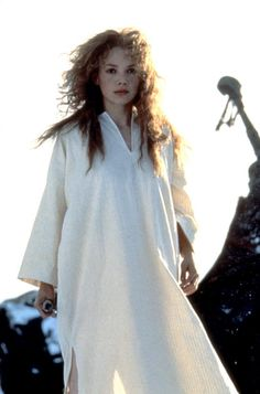 Willow (1988) Joanne Whalley Hottest Female Celebrities, Beautiful Celebrities, Beautiful People, Willow Movie, Joanne Whalley, Val Kilmer, Cinema, Hair Reference, Fantasy Movies