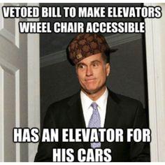 Romney...