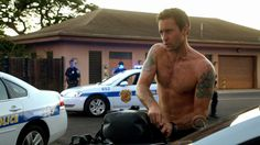 """You're serious, and now you're shirtless. Great."" ~ Danno to Steve"