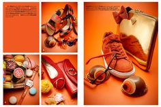 Paragon S/S 2011 Magazine - Fashion Accessories on Behance