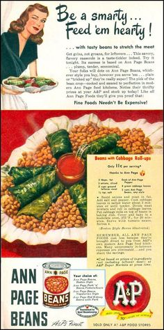 O wow -- cabbage and baked beans!  That's a recipe for disaster in my house.  Don't light a match!