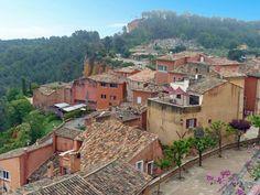 Hill Towns of the Luberon, Provence: L'Isle-sur-la-Sorgue, Rousillon, Go...