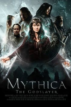 Mythica: The Godslayer This is hillarious