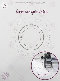 Costura paso a paso: 3 ejercicios básicos para aprender a coser a máquina. – Nocturno Design Blog Design Blog, Music Instruments, Easy, Sewing Stitches, Sewing Techniques, Sewing Patterns, Atelier, Musical Instruments