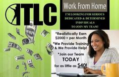 Work from home.  Earn extra $500 - $5000 first week.  Looking for 12 new coach able reps.  Email skintealyfe@gmail.com