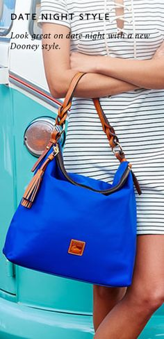 Dooney & Bourke   Stripes   Summer Fashion   Summer Style