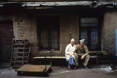 Norilsk, USSR, 1990.   Jean-Paul Guilloteau, AFP  Roger-Viollet, East News