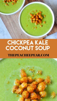 Healthy Soup, Healthy Fats, Chickpeas Benefits, Coconut Soup Recipes, Most Nutrient Dense Foods, Pureed Soup, Unsweetened Coconut Milk, Rich In Protein, Hot Soup