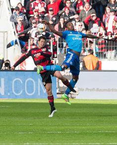 Leverkusen 1- 0 Hambourg #Bundesliga #FanEngagment #9ine @Bundesliga