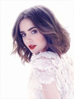 lily collins 2014 photoshoot - Buscar con Google