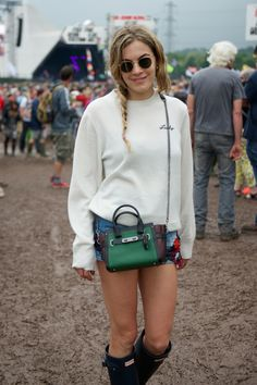 The Best Festival Style From Glastonbury - Gallery - Style.com