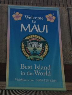 As soon as you step off the plane you feel the warmth and smell the flowers of Hawaii.