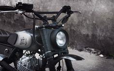 Suzuki GN250 by DuongDoan's Design - Viet Nam