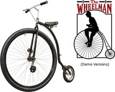 "36"" penny farthing that I also want"