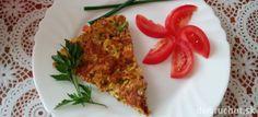Omeleta s pohankou