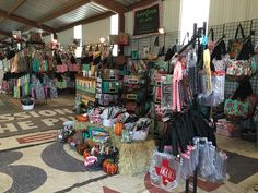 Sarahjanes at The Marketplace Warrenton for Texas Antique Week!
