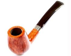 Stanwell Sterling 139 Smooth Pipe - Brown & Black