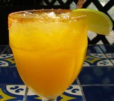 Original Ninfa's Pumpkin Margarita