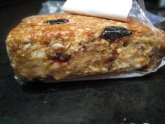 Whole Foods Market Granola Bar Knock Off Recipe via @SparkPeople