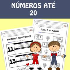 Código 563 Números até 20