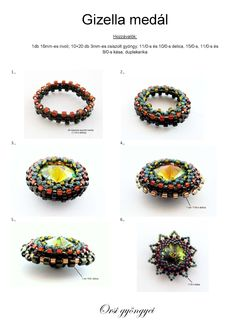 Orsi Beads: Photo tutorial part 1/3